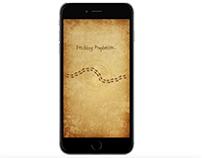 Harry Potter Weather App