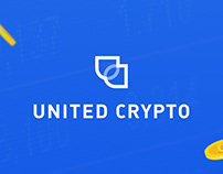 United Crypto - Website Design
