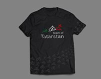 Team Of Tatarstan – Branding