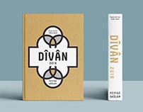 Dîvân 2019 - Book Cover Design