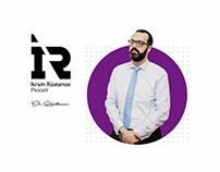 IKRAM RUSTAMOV MD, PhD Psychiatrist - Landing page