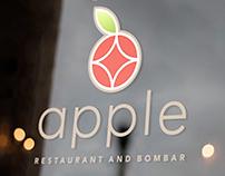 Apple Restaurant logo