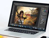 Manipulation For Game Tomb Raider