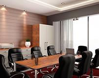 Boardroom -Interior Design