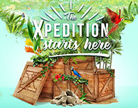 XCARET XPEDITION