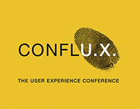 """""""Conflux"""" User Experience Conference"""