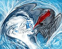 Individual Illustrations and Drawings