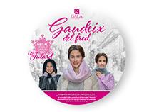 Gala Perfumeries – Campaña de Invierno - Anuncios