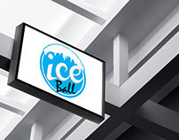 Ice Ball logo