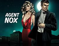 AGENT NOX. Interactive graphic novel