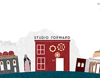 """Short story about """"Studio Forward"""""""
