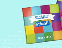 Catálogo de productos Infanti
