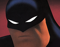 Batman: The Animated Series Soundtrack CD vol. 4