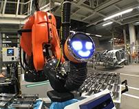 Walt, the factory worker @ Audi Brussels