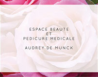 Beauty institute Branding
