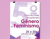 5ª CCD em Gênero e Feminismo
