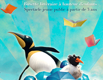 Cie d'Objet Direct - L'Arrose Livres