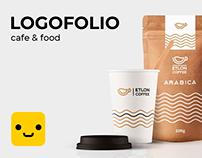 Logofolio cafe&food