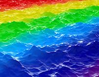 Ocean Rainbow -Pride 2020-