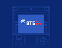 VTB24 – ATM user interface