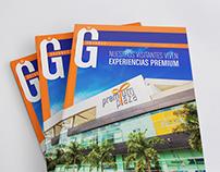 PREMIUM PLAZA - Revista Gestores | Diseño Editorial