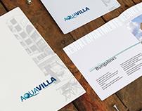 AQUAVILLA Branding