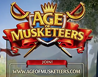age of musketeers trailer on 9 language