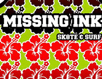 SURF UP MISSING INK