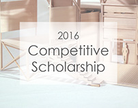 2016 Competitive Scholarship