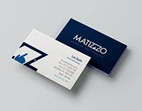 Branding MATIZZO Espacios Inteligentes