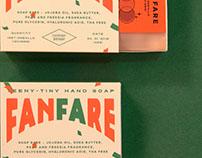 Fanfare hand soap