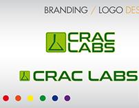 Branding / Logo Design - CRAC Labs