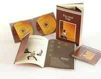 YOGA: book design, promotional media, branding