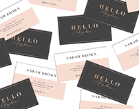 Hello Aglow - Branding, Illustration and Packaging