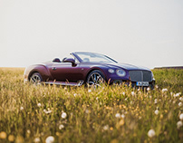 Roadtrip with the Bentley Continental GT V8 Convertible