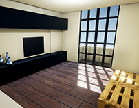 WIP - Apartment visualization UE4