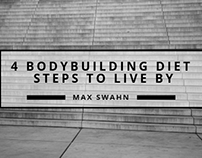 4 Bodybuilding Diet Steps To Live By