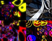 Ultra Color - VJ Loop Pack (4in1)