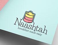 Brand Design - Naashtah - Breakfast Made Easy