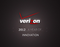 Verizon 2012 Year In Review Open