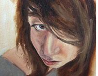 Painting Series: Selfies