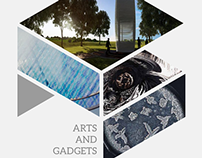 Arts And Gadgets 23-09-2015