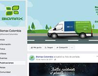 Biomax   Social Media