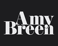 Amy Breen Visual Identity