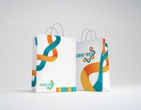 designing a logo Media-pro  تصميم هوية شعار ميديا برو