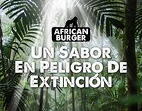AFRICAN BURGER / DIGITAL ACTIVATION