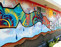 Seeds of Fortune- Mural 2015