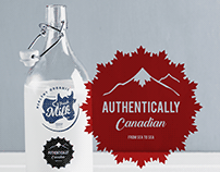 LOGO - Authentically Canadian