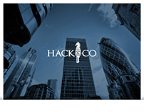 Logo Project - Hack n Co - Real Estate & Mortgage