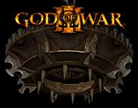 God of War 3 (2010) Other Props and Environment Pieces